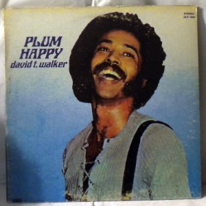 DAVID T. WALKER - Plum happy - LP