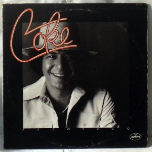COKE ESCOVEDO - Coke - LP