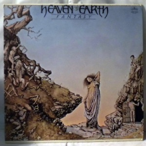 HEAVEN & EARTH - Fantasy - LP