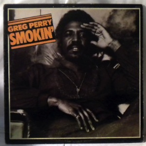 GREG PERRY - Smokin' - LP