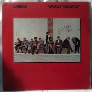 LABELLE - Moon shadow - LP