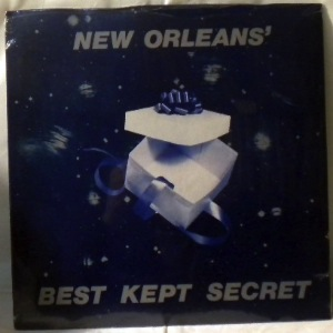 HOLLYGROVE - New Orleans Best Kept Secret - LP