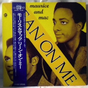 MAURICE AND MAC - Lean on me - LP