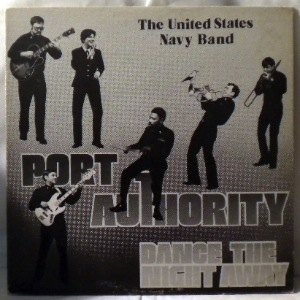 PORT AUTHORITY - Dance The Night Away - LP