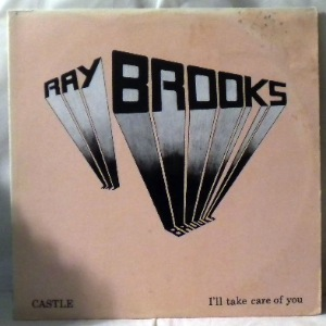 RAY BROOKS - I'll take care of you - 33T