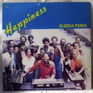 OJEDA PENN - Happiness - 33T
