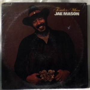 JAE MASON - Tender man - LP