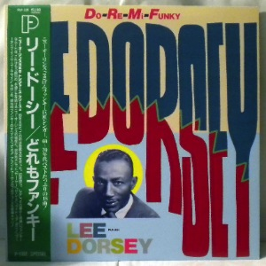 LEE DORSEY - Do-re-mi funky - 33T