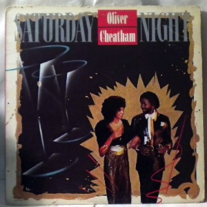 OLIVER CHEATHAM - Saturday night - LP