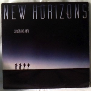 NEW HORIZONS - Something new - LP