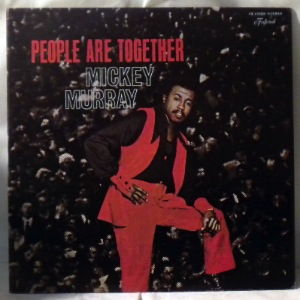 MICKEY MURRAY - People are together - LP