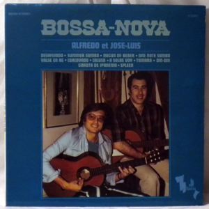 ALFREDO ET JOSE-LUIS - Bossa-Nova - LP