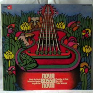 VARIOUS - Nova Bossa Nova - LP