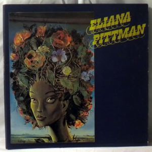 ELIANA PITTMAN - Same - LP