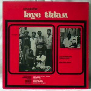 ORCHESTRE LAYE THIAM - Same - LP