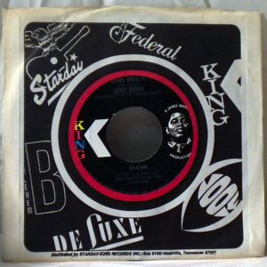 JAMES BROWN - Spinning Wheel - 7inch (SP)