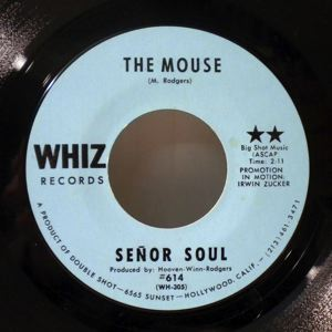 SENOR SOUL - The mouse - 7inch (SP)