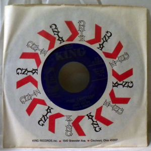 JAMES BROWN - The Popcorn - 7inch (SP)