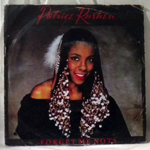 PATRICE RUSHEN - Number one / Forget me nots - 45T (SP 2 titres)