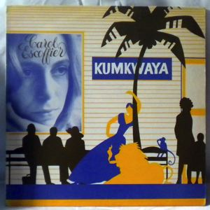 CAROL ESCOFFIER - Kumkwaya - LP