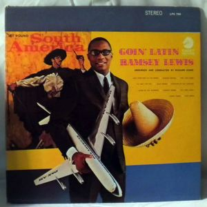 RAMSEY LEWIS - Goin' Latin - LP