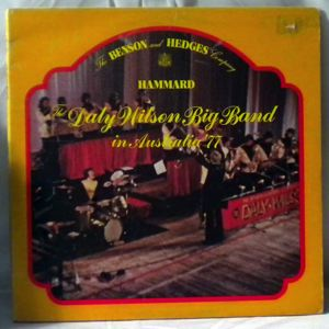 DALY WILSON BIG BAND - In Australia '77 - LP