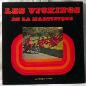 LES VICKINGS DE LA MARTINIQUE - Same - LP