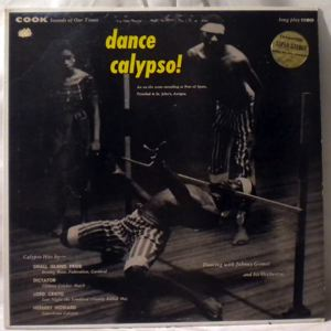 JOHNNY GOMEZ AND HIS ORCHESTRA - Dace calypso! - 33T