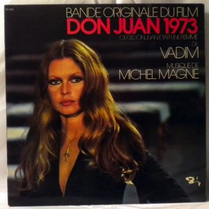 MICHEL MAGNE - Don Juan 1973 - LP