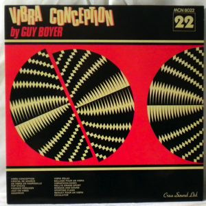 GUY BOYER - Vibra Conception - LP