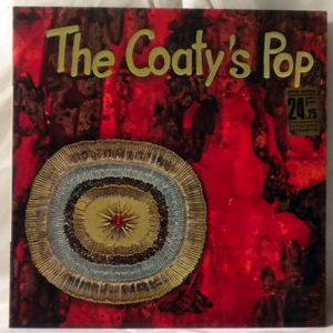 COATY DE OLIVEIRA - The Coaty's Pop - LP