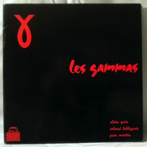 LES GAMMAS - Same - LP