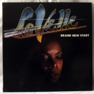 LAVELLE - Brand new start - LP