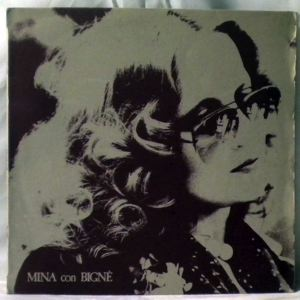 MINA - Con Bigne - LP