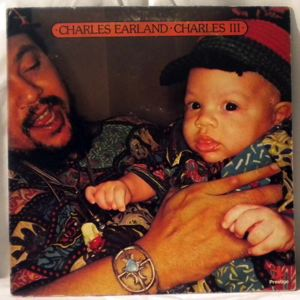 CHARLES EARLAND - Charles III - LP