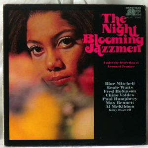 LEONARD FEATHER - The Night Blooming Jazzmen - LP