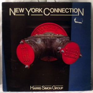 HARRIS SIMON GROUP - New York Connection - LP
