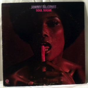JIMMY MCGRIFF - Soul Sugar - LP