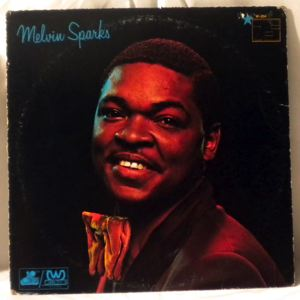 MELVIN SPARKS - 75 - LP