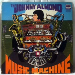 THE JOHNNY ALMOND MUSIC MACHINE - Same - LP