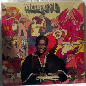 MONGO SANTAMARIA - Mongo' 70 - LP