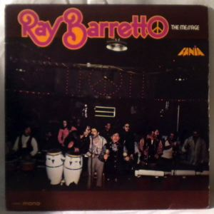 RAY BARRETTO - The Message - LP