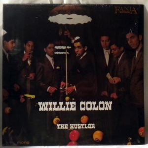 WILLIE COLON - The Hustler - LP