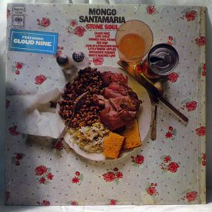 MONGO SANTAMARIA - Stone Soul - LP