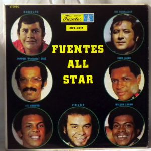 VARIOUS - Fuentes All Star - LP