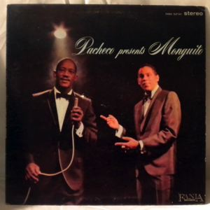 MONGUITO EL UNICO - Pacheco Presents Monguito - LP