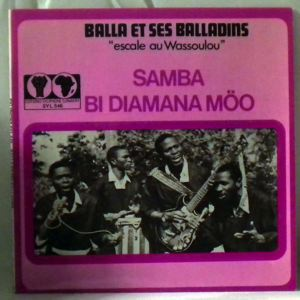 BALLA ET SES BALLADINS - Samba - 7inch (SP)