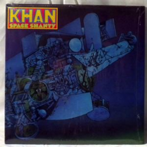 KHAN - Space Shanty - LP