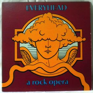 EVERYHEAD - A Rock Opera - LP x 2