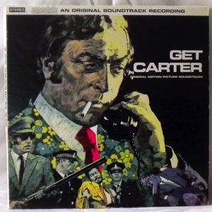 ROY BUDD - Get Carter - LP